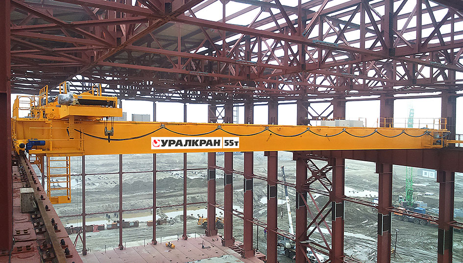 Cranes for Petrochemical Industry