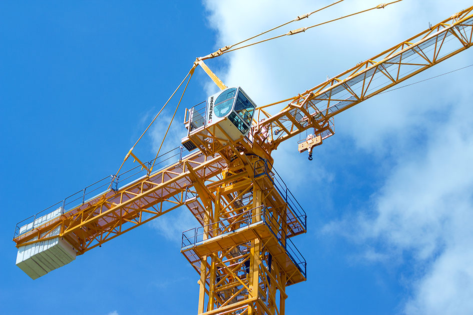 Cranes for Construction Industry